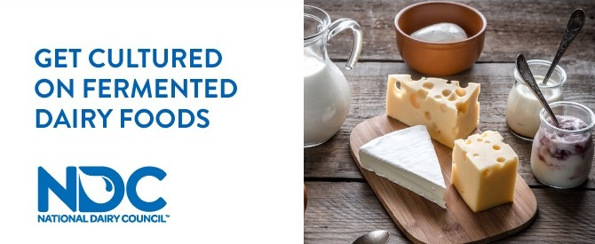Get Cultured: Fermented Dairy Foods
