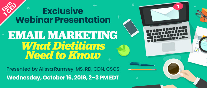 Email Marketing: What Dietitians Need to Know