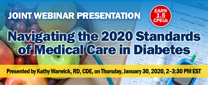 Navigating the 2020 Standards of Medical Care in Diabetes