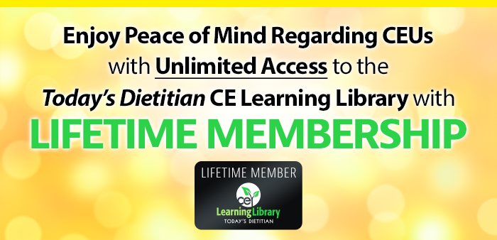 Become a Lifetime Member Today!